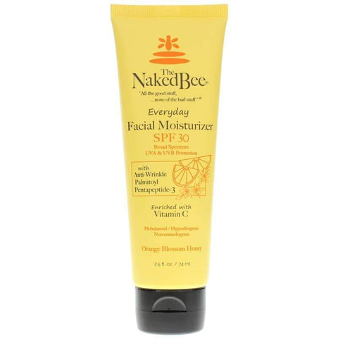 The Naked Bee Facial Moisturizer with SPF 30