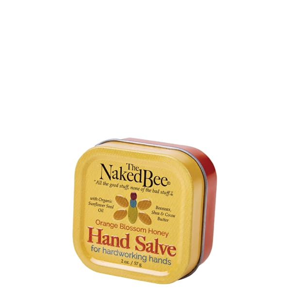 The Naked Bee Honey Hand Salve - Body Butters and Moisturizers