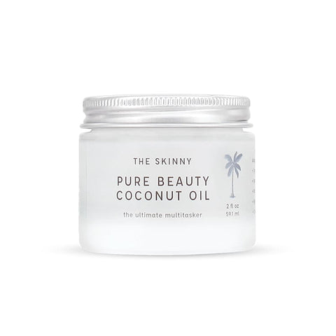 The Skinny Pure Beauty Coconut Oil