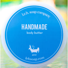 Unscented Body Butter - Body Butter