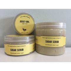 Unscented Sugar Scrub - Sugar Scrubs