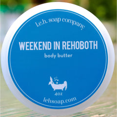 Weekend In Rehoboth Body Butter - Body Butter