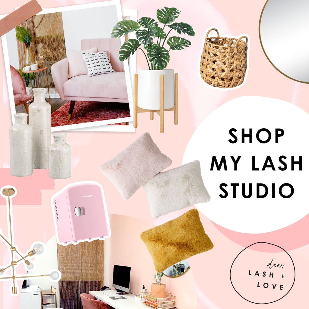 Shop My Lash Studio