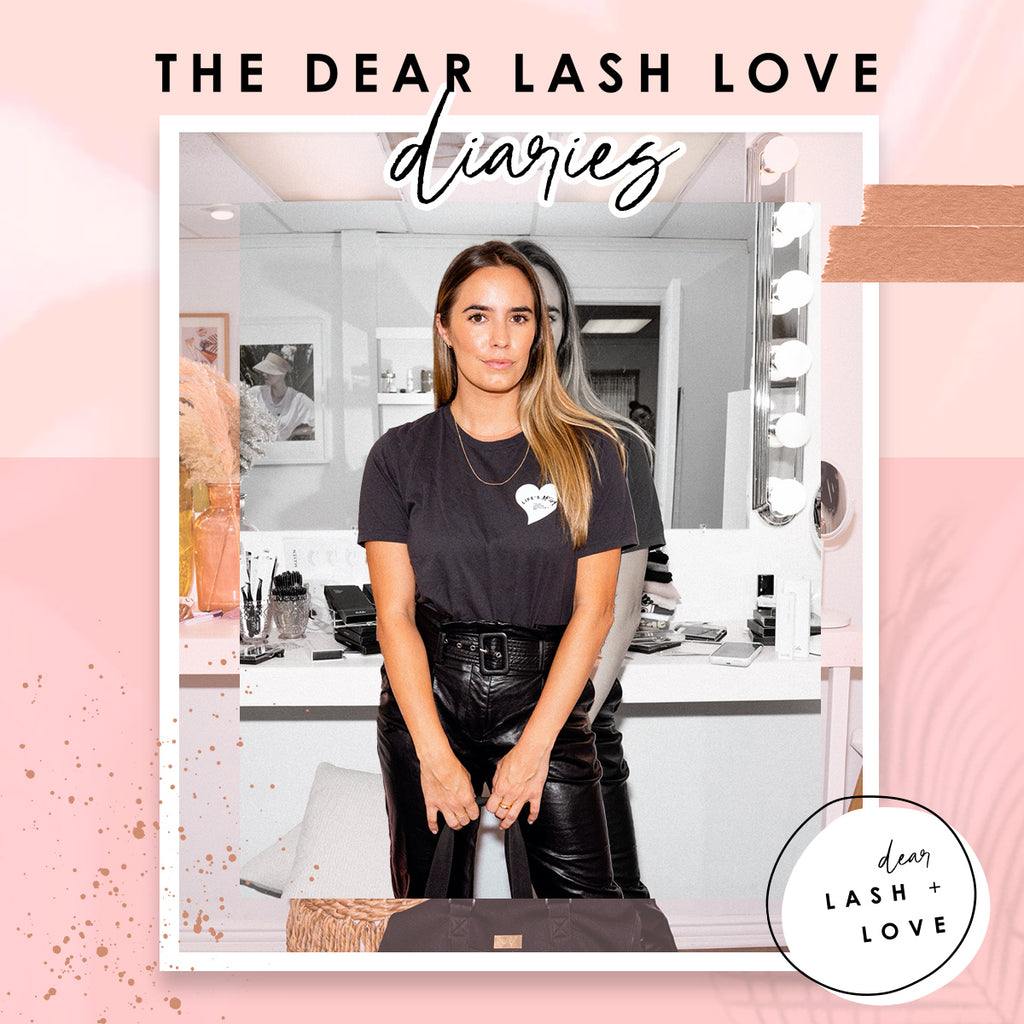 The Dear Lash Love Diaries