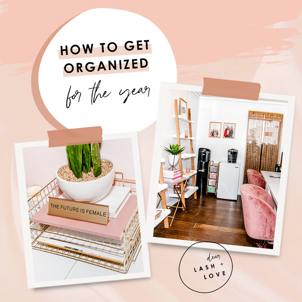 How to Get Organized for the Year