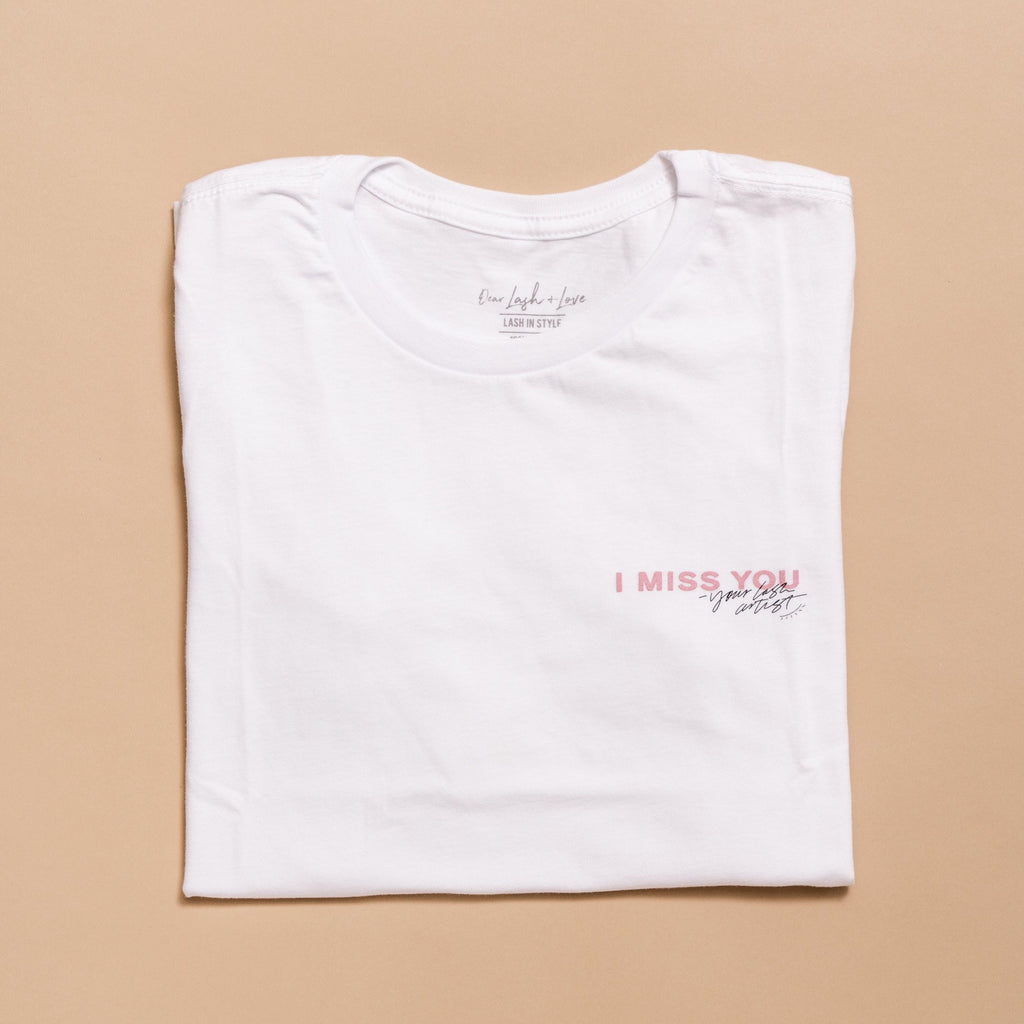 Anything for lashes tee - Dear, Lash + Love