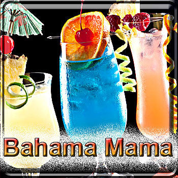 Bahama Mama - The Vapor Girl - eliquid / e juice