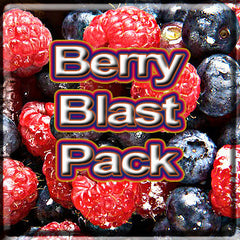 Berry Blast Pack - The Vapor Girl - eliquid / e juice