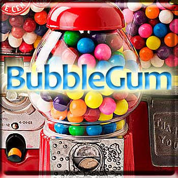 Bubble Gum - The Vapor Girl - eliquid / e juice