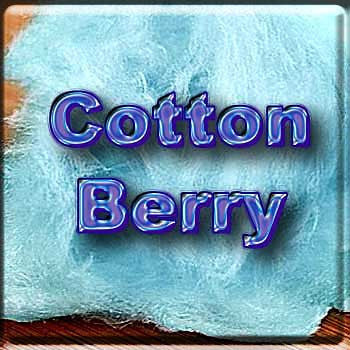 CottonBerry Cotton Candy