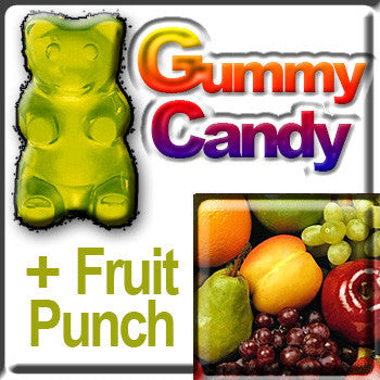 Gummy Candy & Fruit Punch