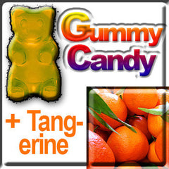 Gummy Candy & Tangerine - The Vapor Girl - eliquid / e juice