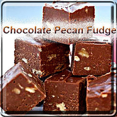 Chocolate Pecan Fudge - The Vapor Girl - eliquid / e juice