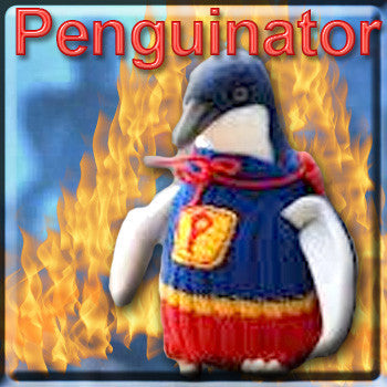 Penguinator - The Vapor Girl - eliquid / e juice