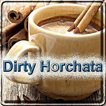 Dirty Horchata - The Vapor Girl - eliquid / e juice