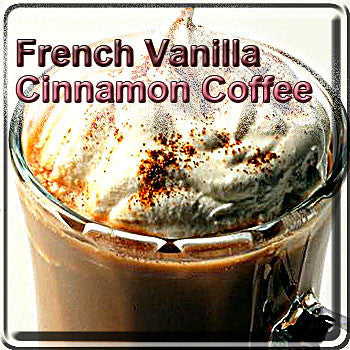 French Vanilla Cinnamon Coffee