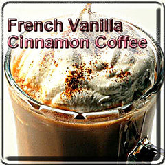French Vanilla Cinnamon Coffee - The Vapor Girl - eliquid / e juice
