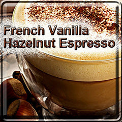 French Vanilla Hazelnut Espresso - The Vapor Girl - eliquid / e juice
