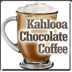 Kalooah Chocolate Coffee - The Vapor Girl - eliquid / e juice