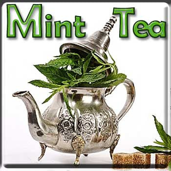 Mint Tea - The Vapor Girl - eliquid / e juice