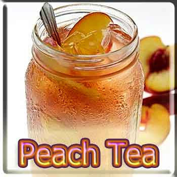 Peach Tea - The Vapor Girl - eliquid / e juice