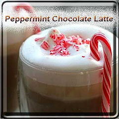 Peppermint Chocolate Latte - The Vapor Girl - eliquid / e juice