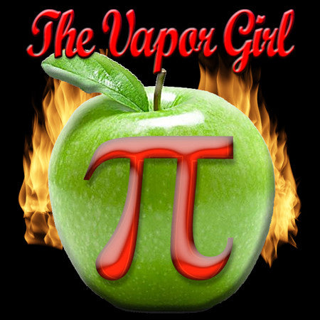 Apple Pi - MAX VG - The Vapor Girl - eliquid / e juice
