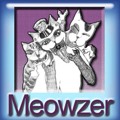 Meowzer DK MAX VG e Liquid - The Vapor Girl - eliquid / e juice