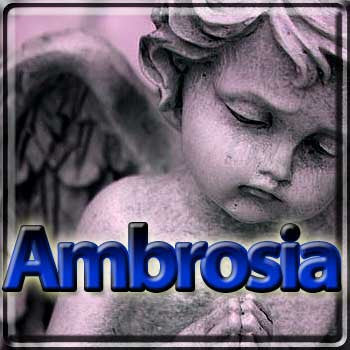 Ambrosia - The Vapor Girl - eliquid / e juice