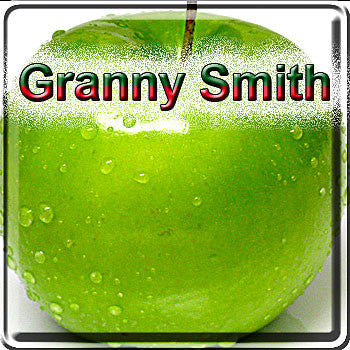 Granny Smith Apple - The Vapor Girl - eliquid / e juice