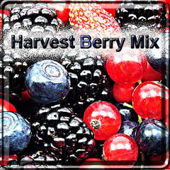 Harvest Berry Mix - The Vapor Girl - eliquid / e juice