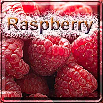 Raspberry - The Vapor Girl - eliquid / e juice