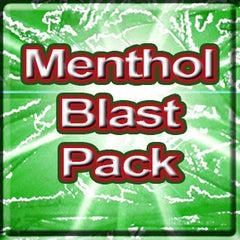 Menthol Blast Pack - The Vapor Girl - eliquid / e juice