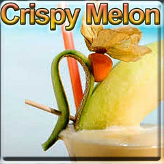 Crispy Melon - The Vapor Girl - eliquid / e juice