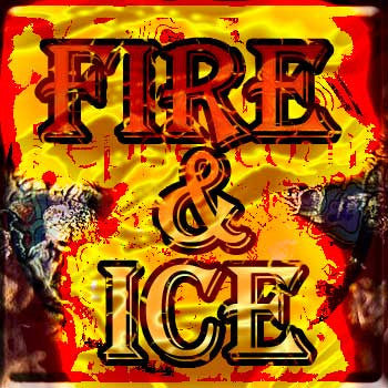 Fire & Ice - The Vapor Girl - eliquid / e juice