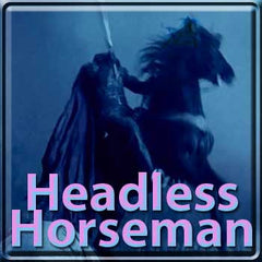 Headless Horseman - The Vapor Girl - eliquid / e juice