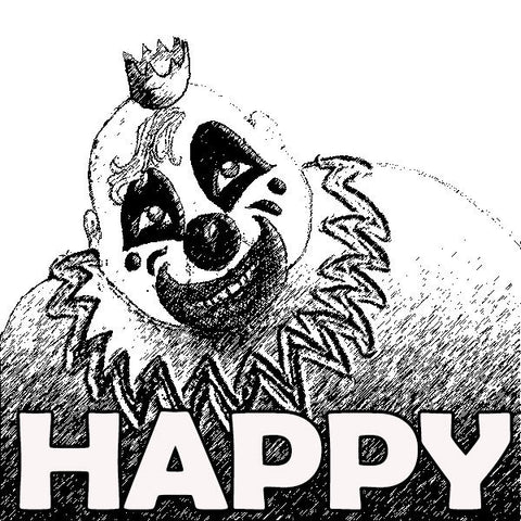 Happy - Serial Clown MAX VG e Liquid - The Vapor Girl - eliquid / e juice