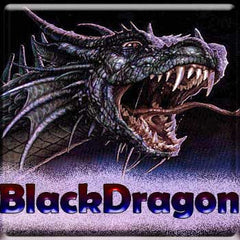 Black Dragon - The Vapor Girl - eliquid / e juice