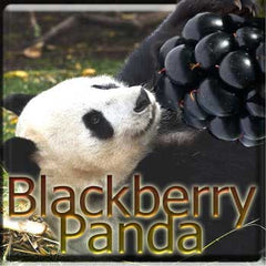 BlackBerry Panda - The Vapor Girl - eliquid / e juice