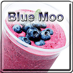 Blue Mooo - The Vapor Girl - eliquid / e juice