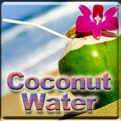 Coconut Water - The Vapor Girl - eliquid / e juice
