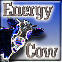 Energy Cow - The Vapor Girl - eliquid / e juice