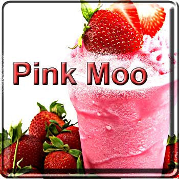 Pink Mooo - The Vapor Girl - eliquid / e juice