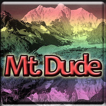 Mt. Dude - The Vapor Girl - eliquid / e juice