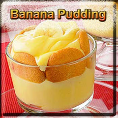 Banana Pudding - The Vapor Girl - eliquid / e juice