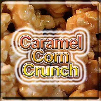 Caramel Corn Crunch - The Vapor Girl - eliquid / e juice
