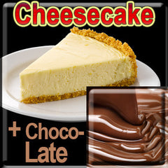Cheesecake & Chocolate - The Vapor Girl - eliquid / e juice
