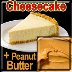 Cheesecake & Peanut Butter - The Vapor Girl - eliquid / e juice