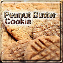 Peanut Butter Cookie - The Vapor Girl - eliquid / e juice