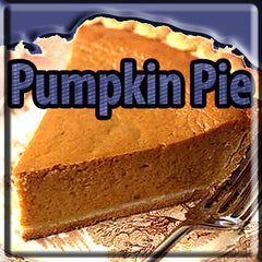 Pumpkin Pie - The Vapor Girl - eliquid / e juice